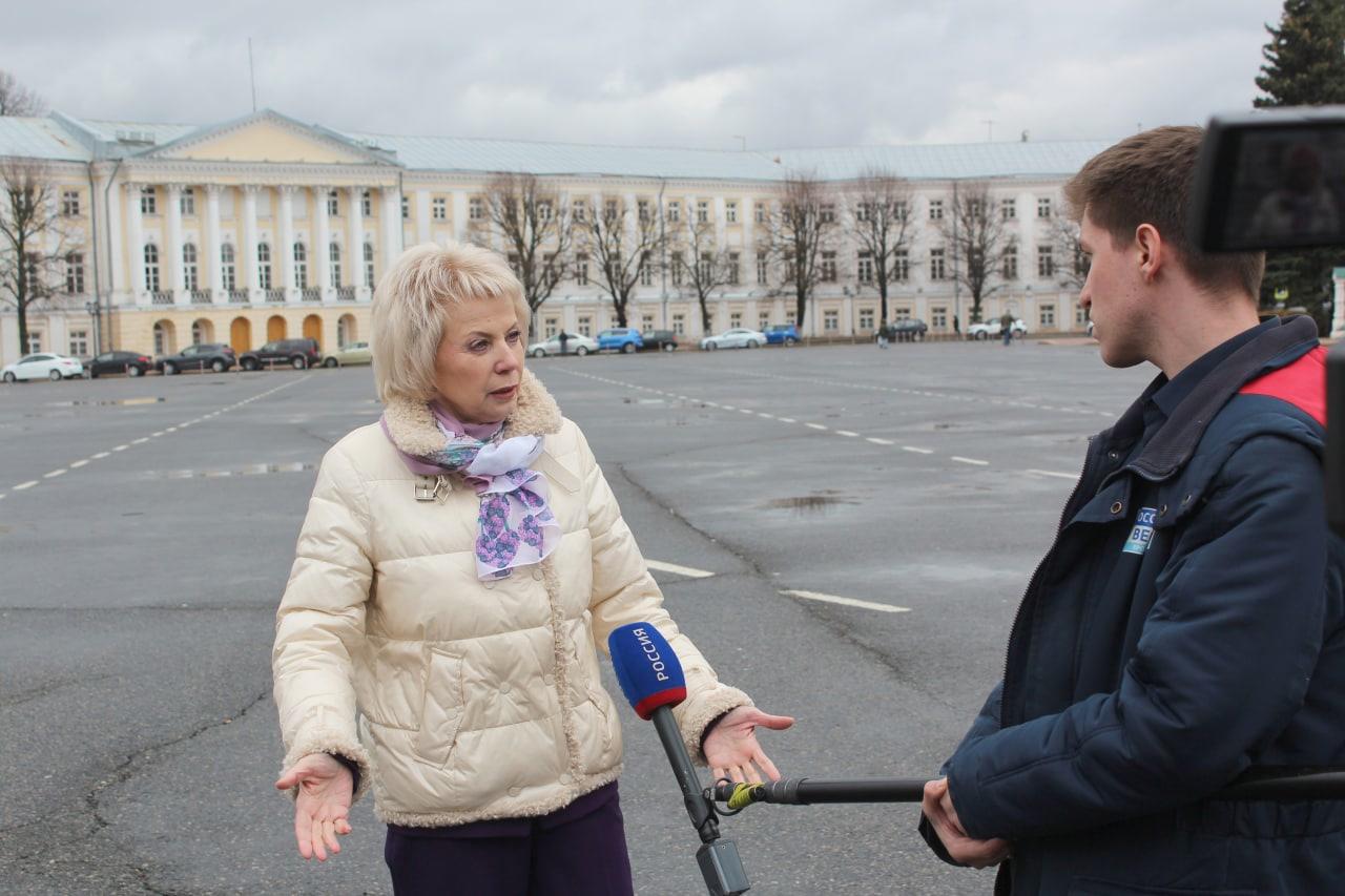 Депутат Лариса Ушакова: в послании президента – много социально значимых решений!