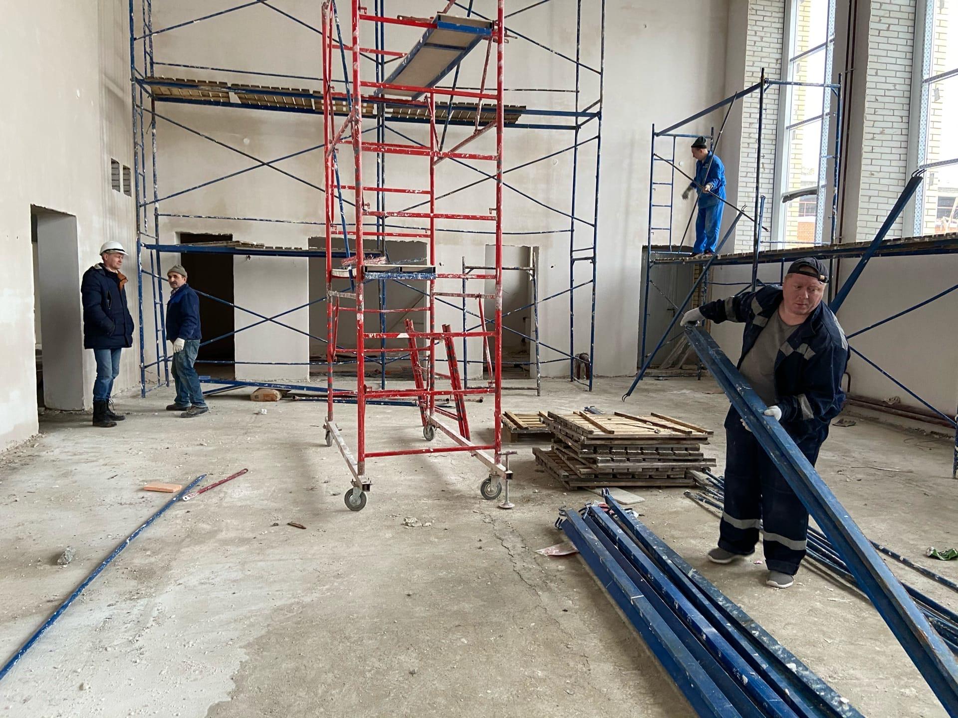 Дмитрий Миронов: такого школьного строительства не было в регионе несколько десятилетий