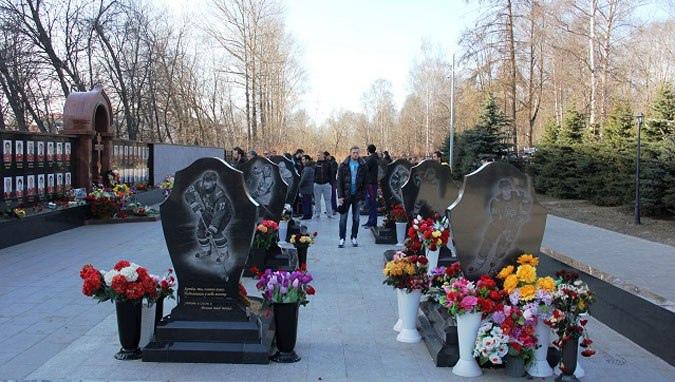 В Ярославле вандалы надругались над могилой погибшего игрока «Локомотива»: полиция начала проверку