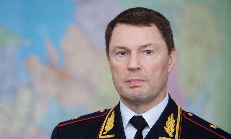 Жители Ярославской области могут задать вопросы главному полицейскому региона