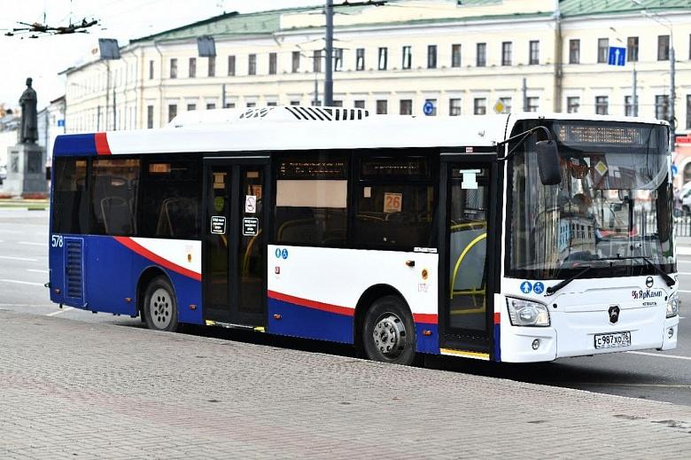 В Ярославле опубликовали информацию об интервалах движения транспорта по новой маршрутной схеме