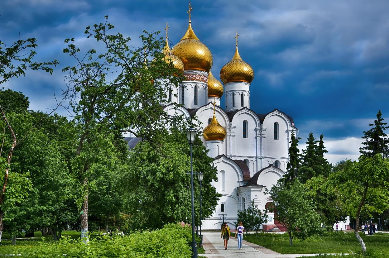 Ярославль вошел в топ-5 российских направлений, популярных на майские праздники