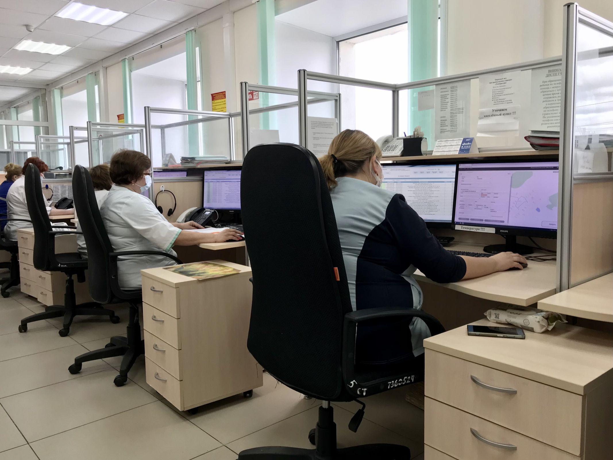 Новая система диспетчеризации транспорта ускорит работу скорой помощи в Ярославской области