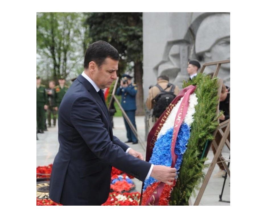 Дмитрий Миронов проанонсировал Парад Победы в Ярославле 9 Мая