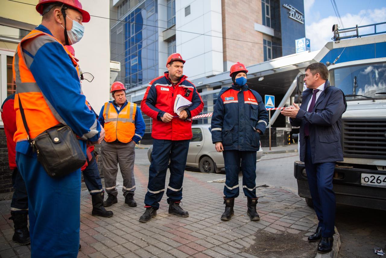 Игорь Маковский проверил модернизацию электросетевых объектов в рамках подготовки к 800-летию Нижнего Новгорода