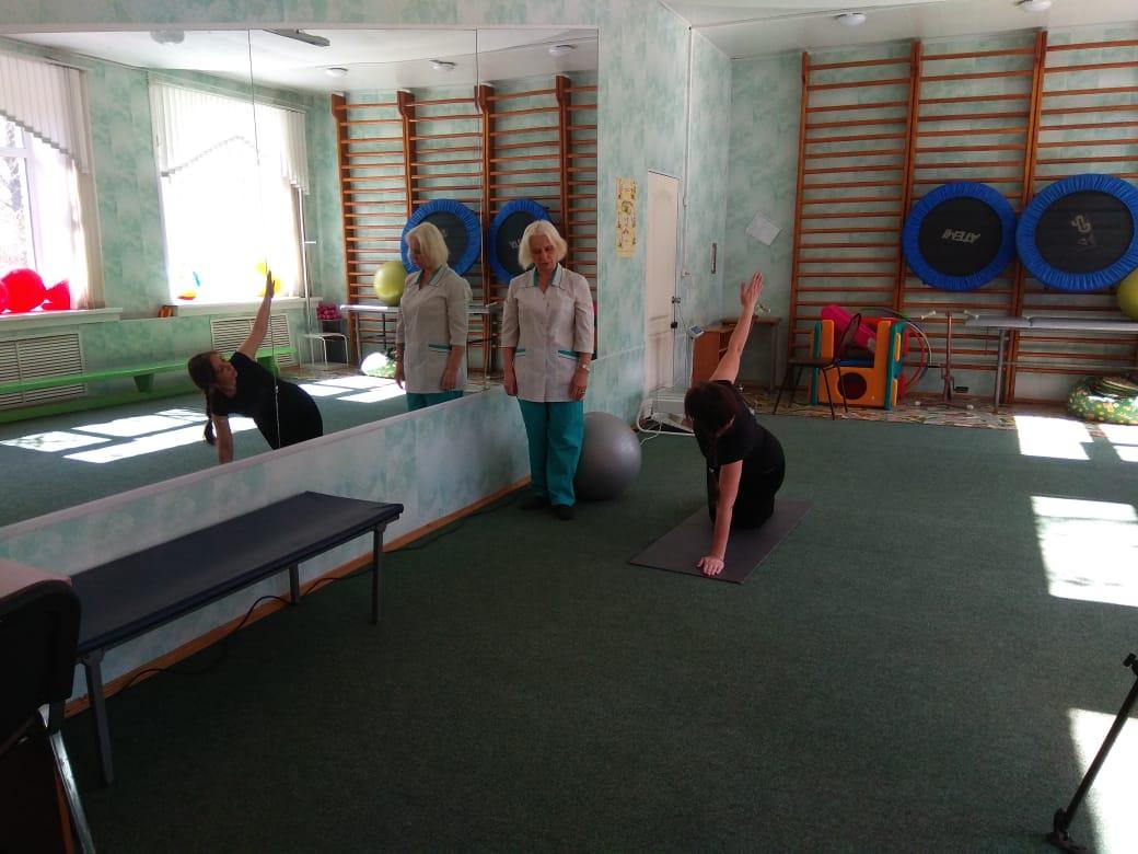 Новое отделение постковидной реабилитации открывается на базе областного врачебно-физкультурного диспансера