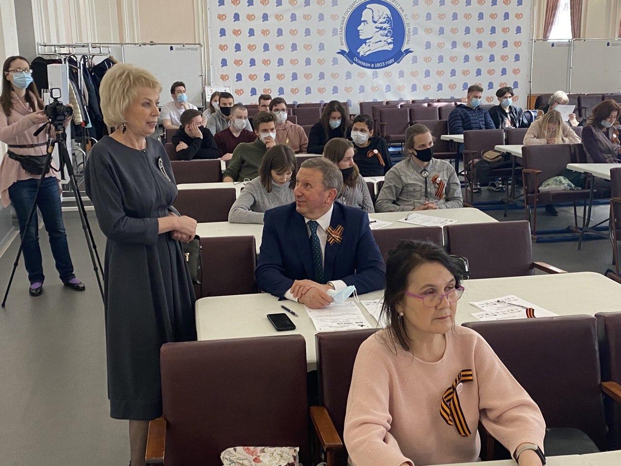 Депутат Лариса Ушакова: День Победы – главный праздник страны!