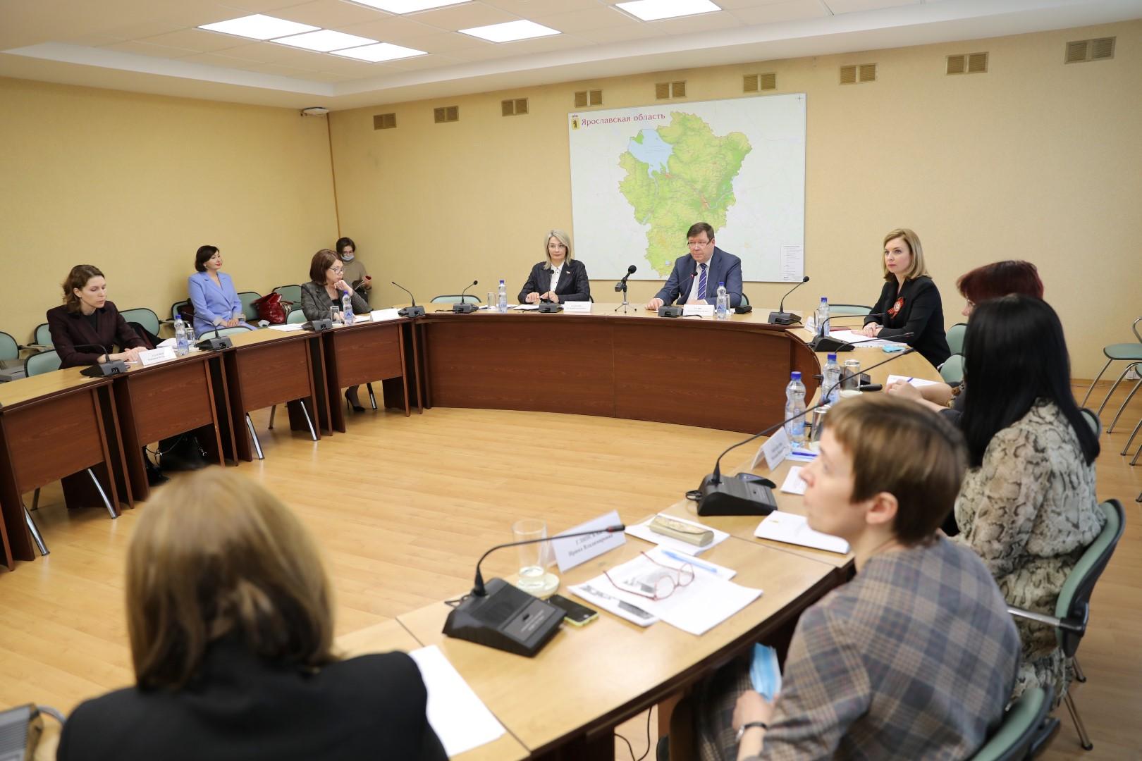 118 человек из числа детей-сирот Ярославской области обеспечили жильем в прошлом году