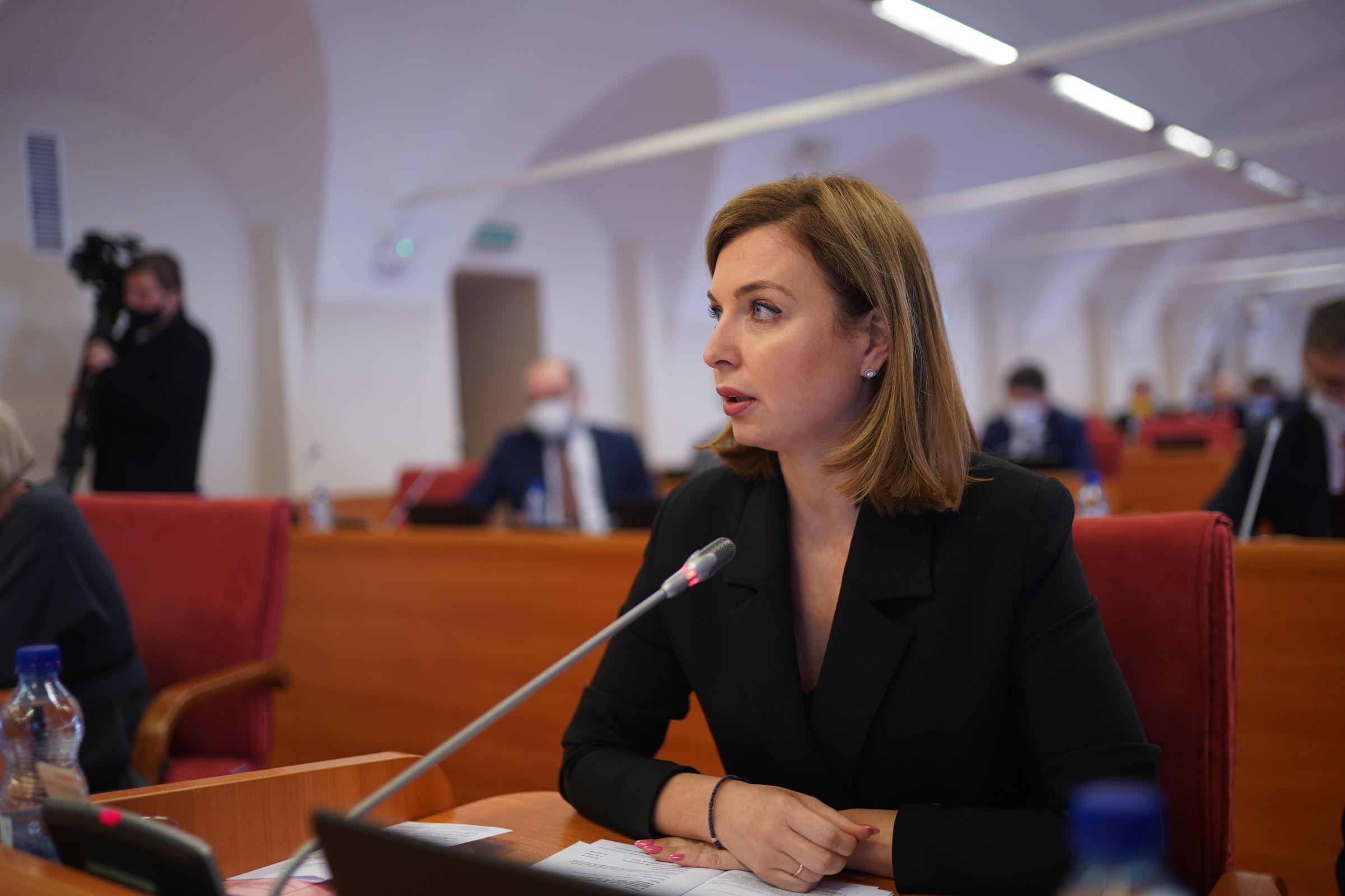 Ольгу Хитрову избрали заместителем председателя Яроблдумы