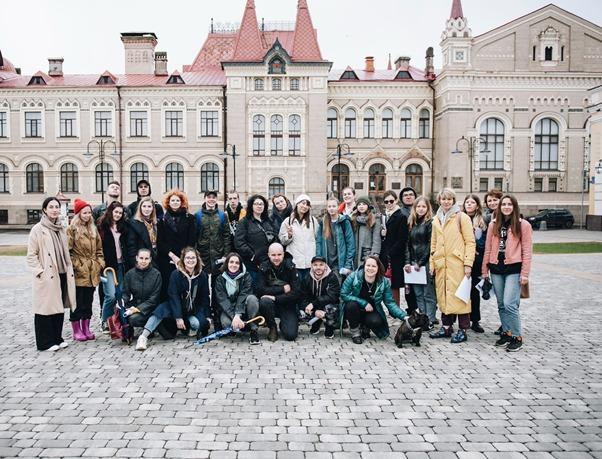 Участники программы «Ночи над Волгой» представили проекты по развитию туристического потенциала Рыбинска и Углича