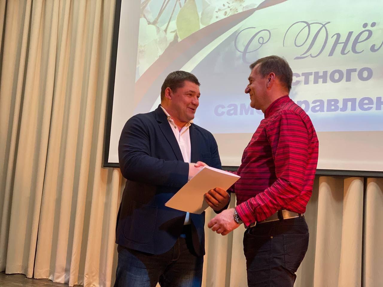 Андрей Коваленко в Тутаеве: я рад, что я с вами в команде