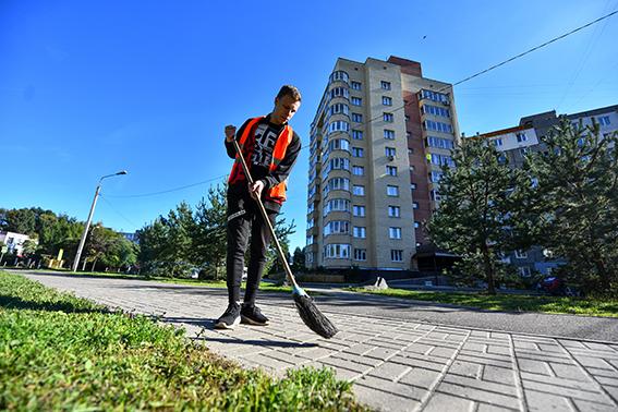 В Ярославле открывается запись в трудовые бригады
