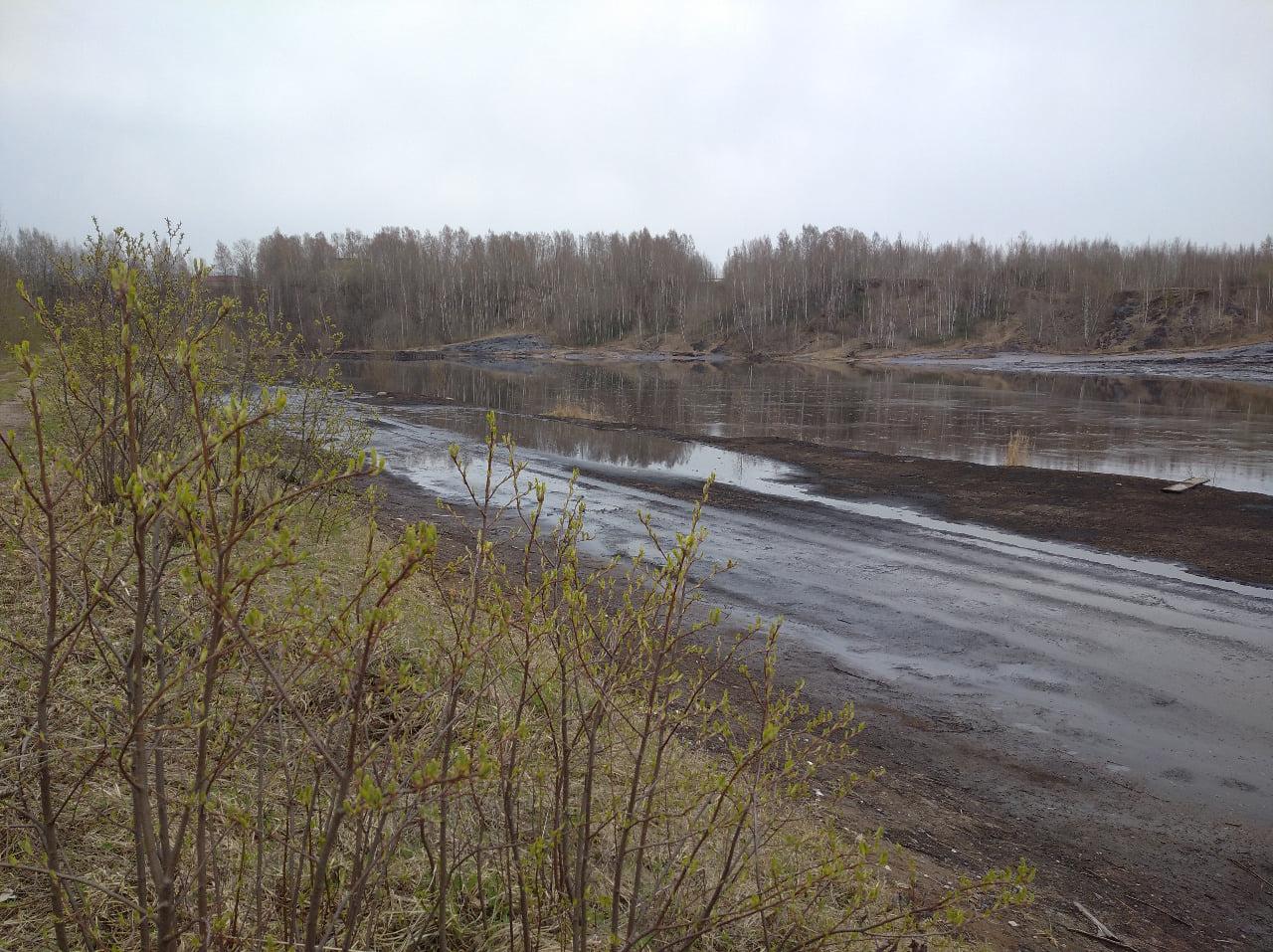 В Ярославской области контролируют ситуацию на кислогудронных прудах