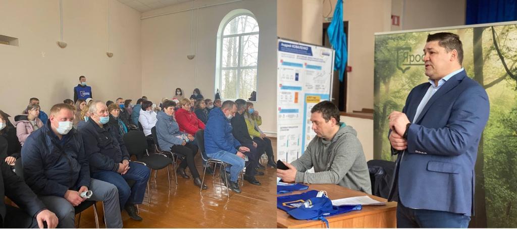 Андрей Коваленко: газификация Бурмакино пройдет уже в этом году