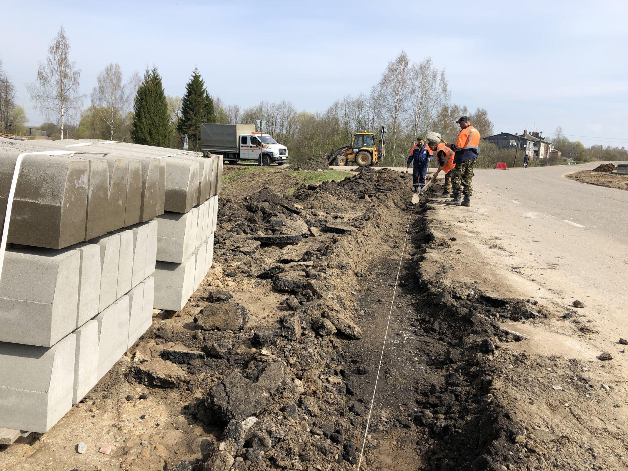 Ремонт дороги из Углича в Некоуз и Брейтово идет с опережением графика