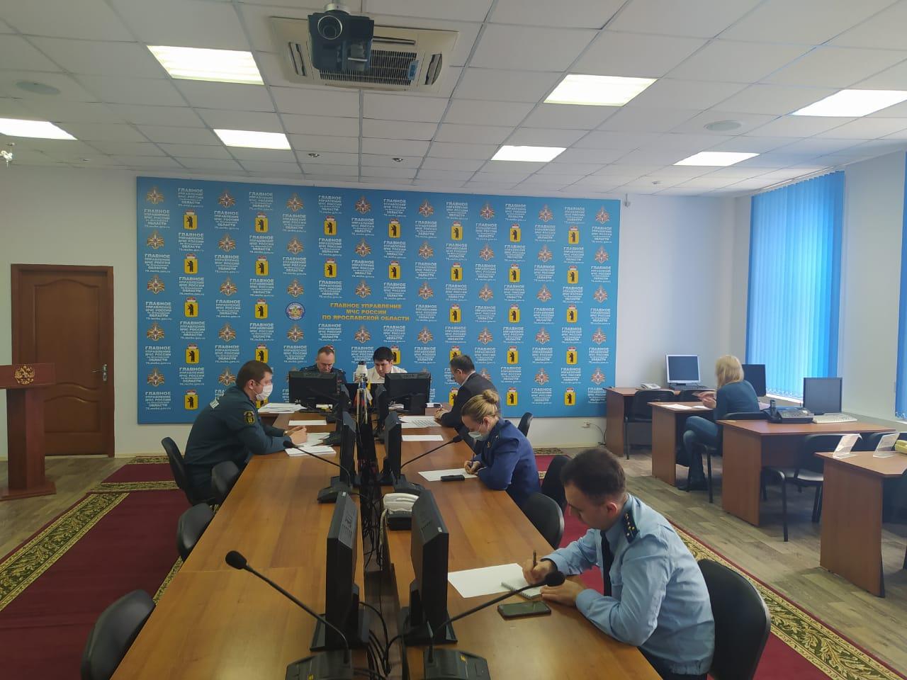 Работу гидроузлов Горьковского и Рыбинского водохранилища синхронизируют для улучшения гидрологической ситуации в Ярославской области