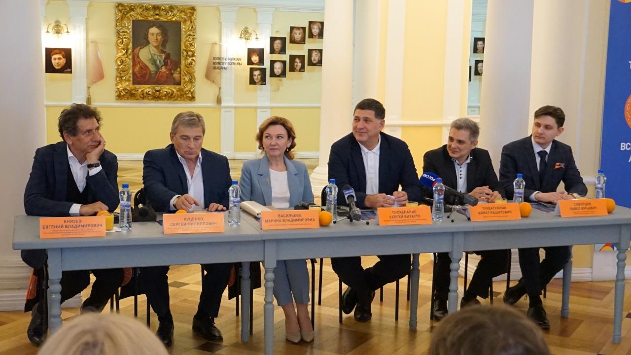 Фестиваль «Будущее театральной России» в 12-й раз собрал в Ярославле молодых актеров со всей страны