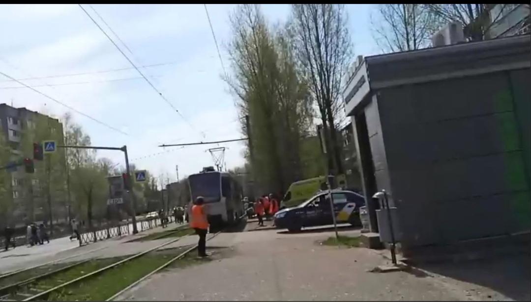 В Ярославле пенсионерка попала под трамвай