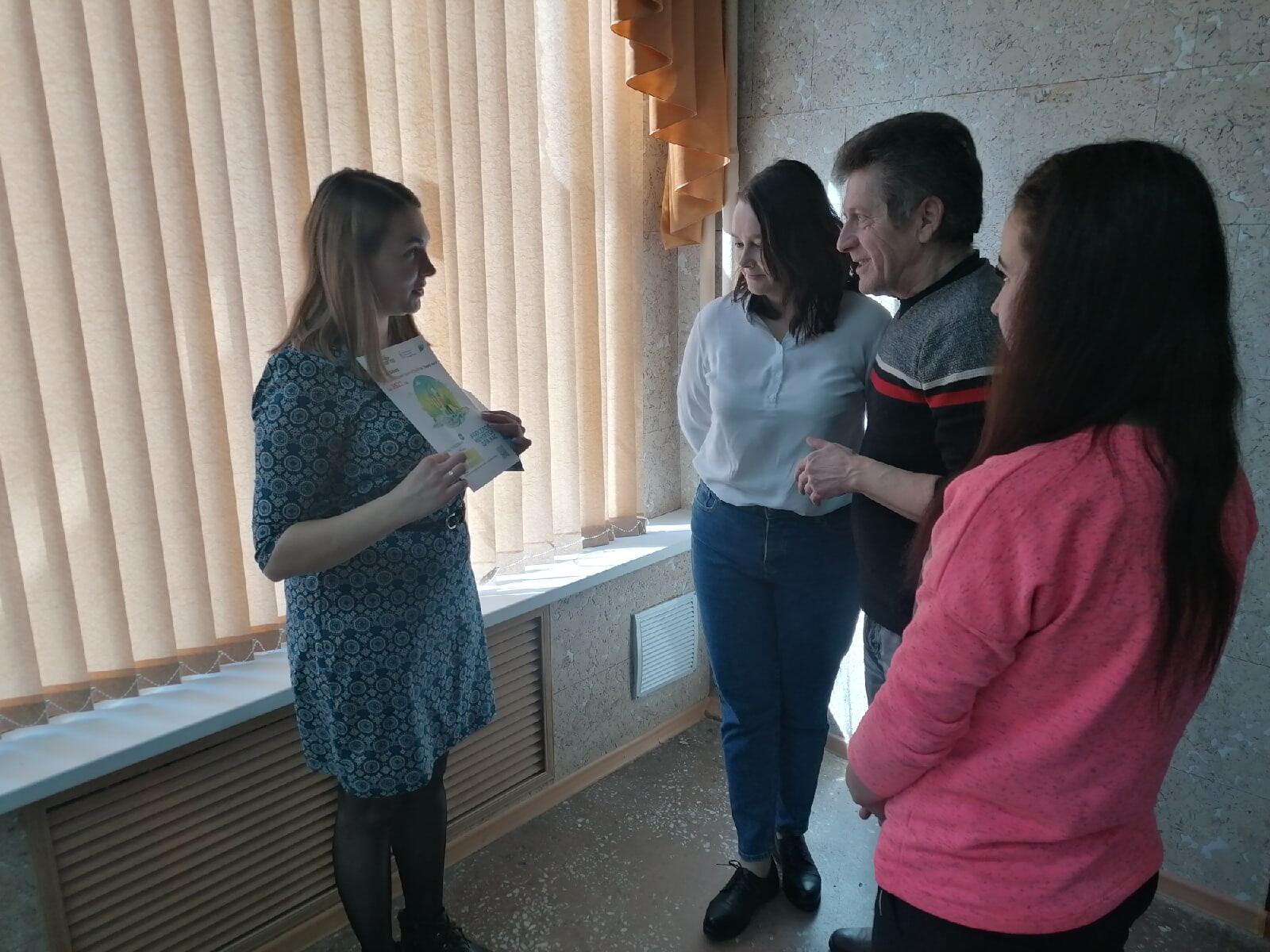 В районах Ярославской области продолжают активно голосовать за территории для будущего благоустройства