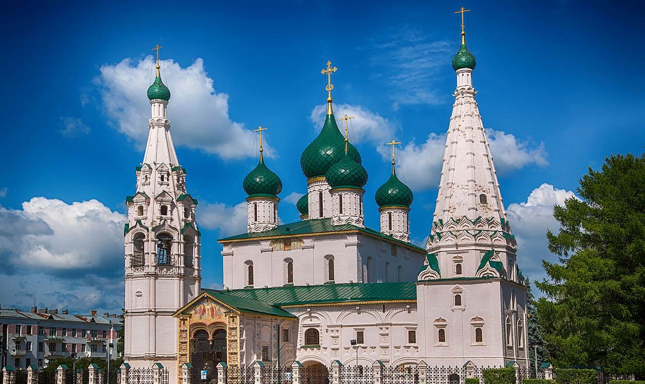 Жители Ярославской области могут внести свой вклад в сохранение объектов культурного наследия