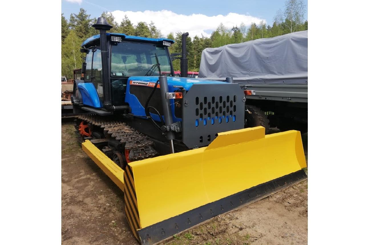 Новая лесопожарная техника поступила в Ярославскую область