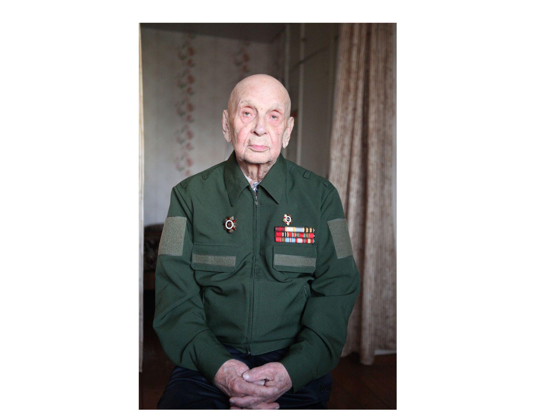 Ярославский ветеран рассказал об участии в битвах под Москвой, Сталинградом и о ранении на фронте