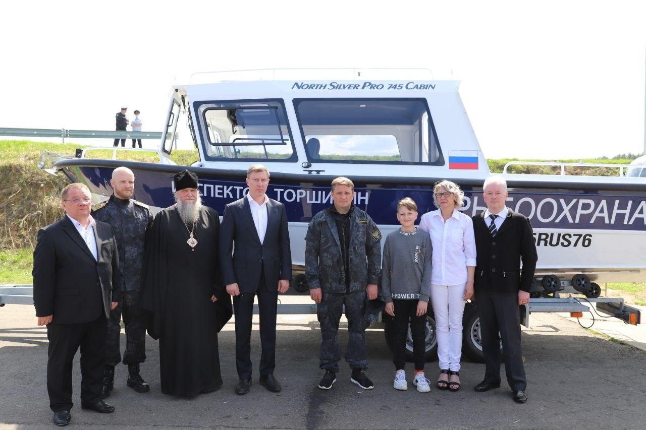 В Рыбинском районе построят новое предприятие по выращиванию форели