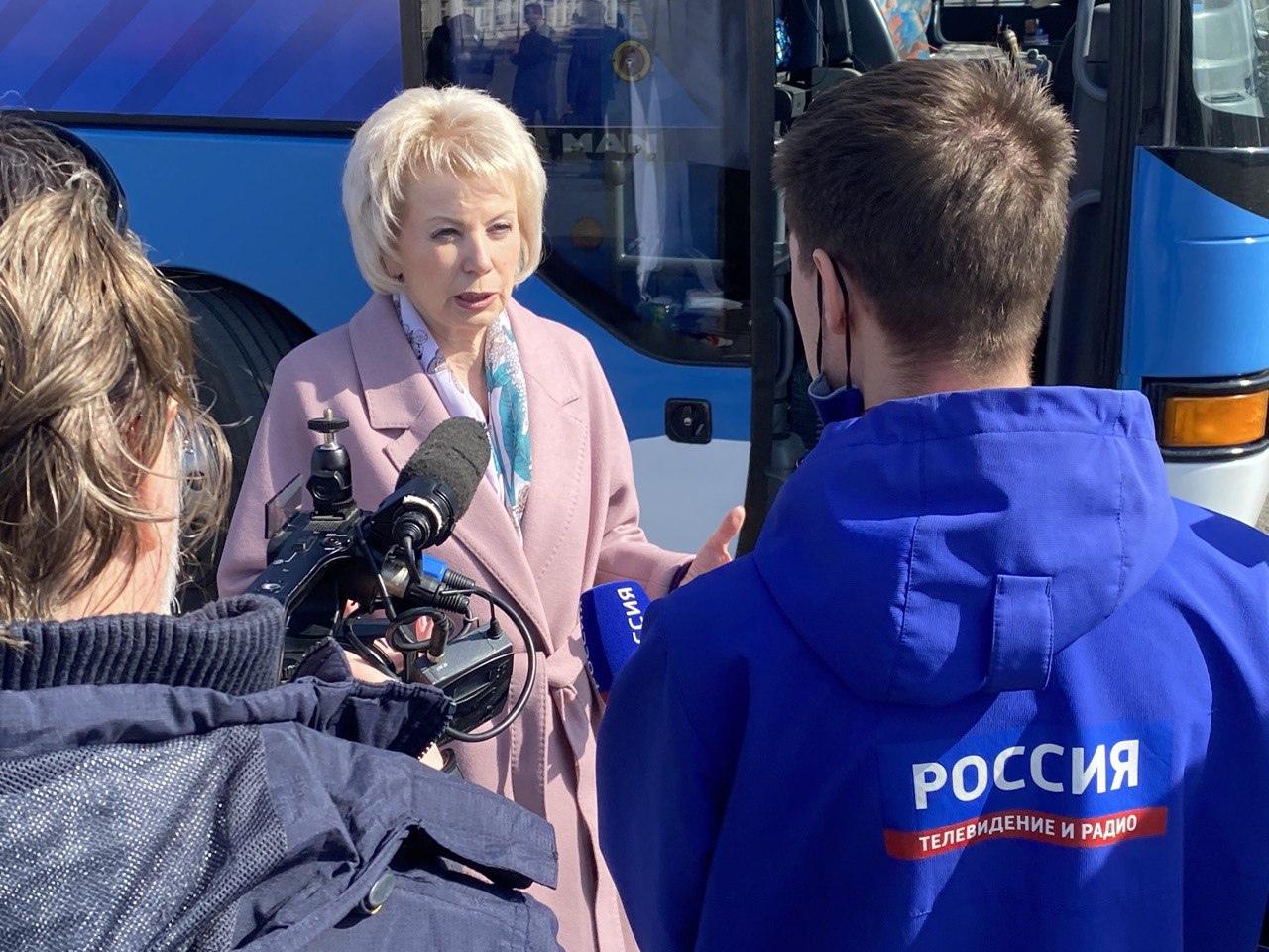 Депутат Лариса Ушакова: 10 миллиардов – заметная забота о людях с инвалидностью!