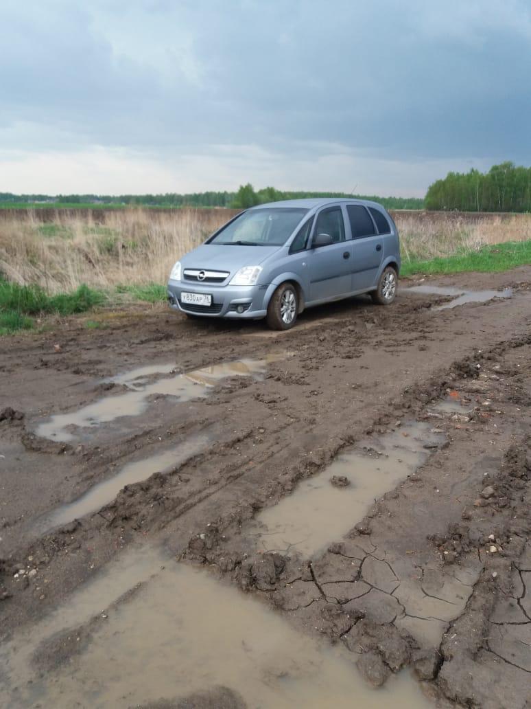 Власти помогут жителям отрезанной из-за дождей деревни Юркино в Ярославском районе