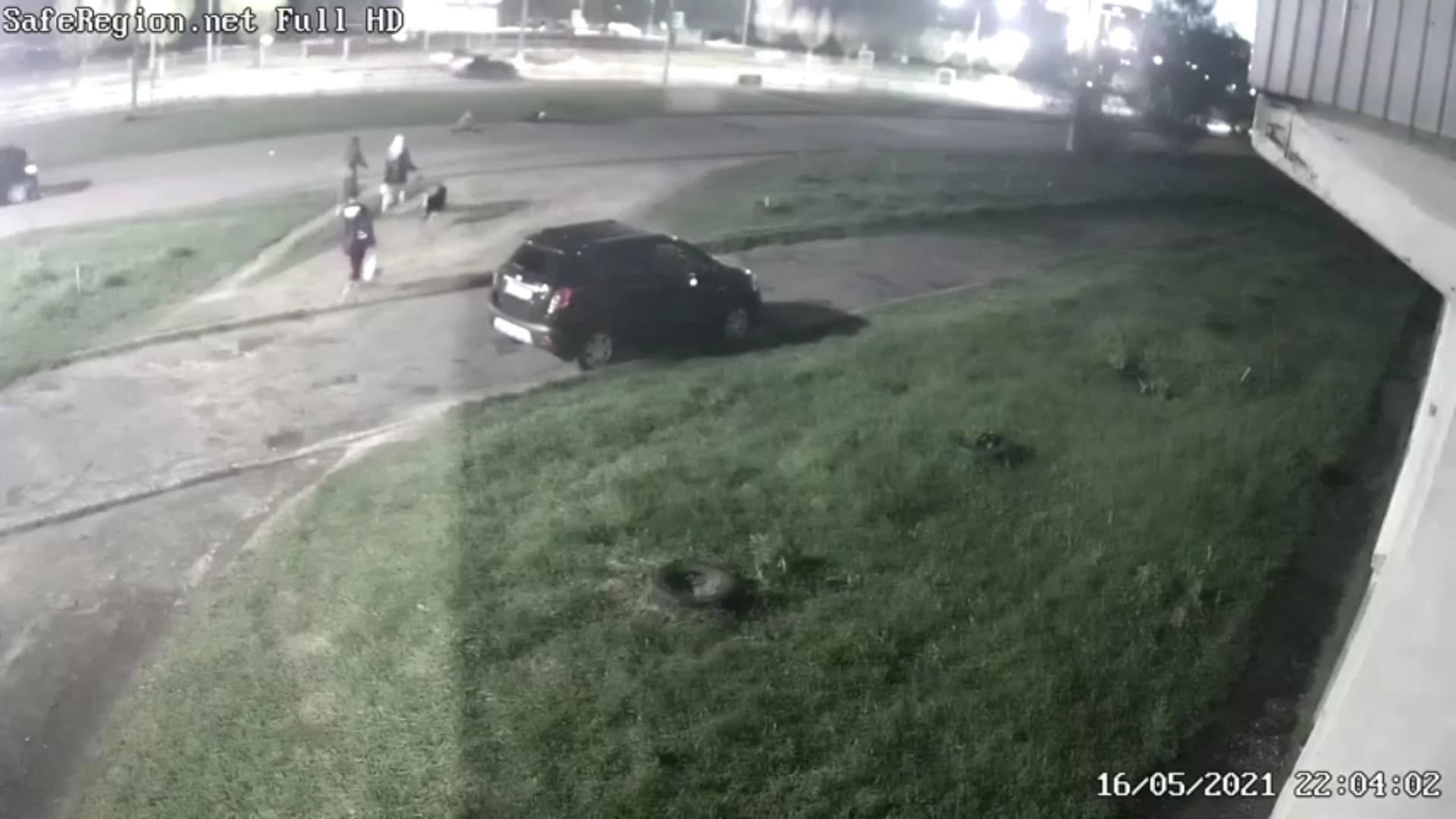 На проспекте Фрунзе в Ярославле вечером сбили двух мужчин: в соцсетях выложили видео происшествия
