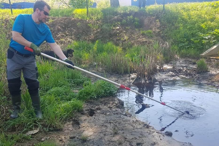 Усилен контроль за экологической ситуацией на полигоне «Скоково» и прилегающих территориях
