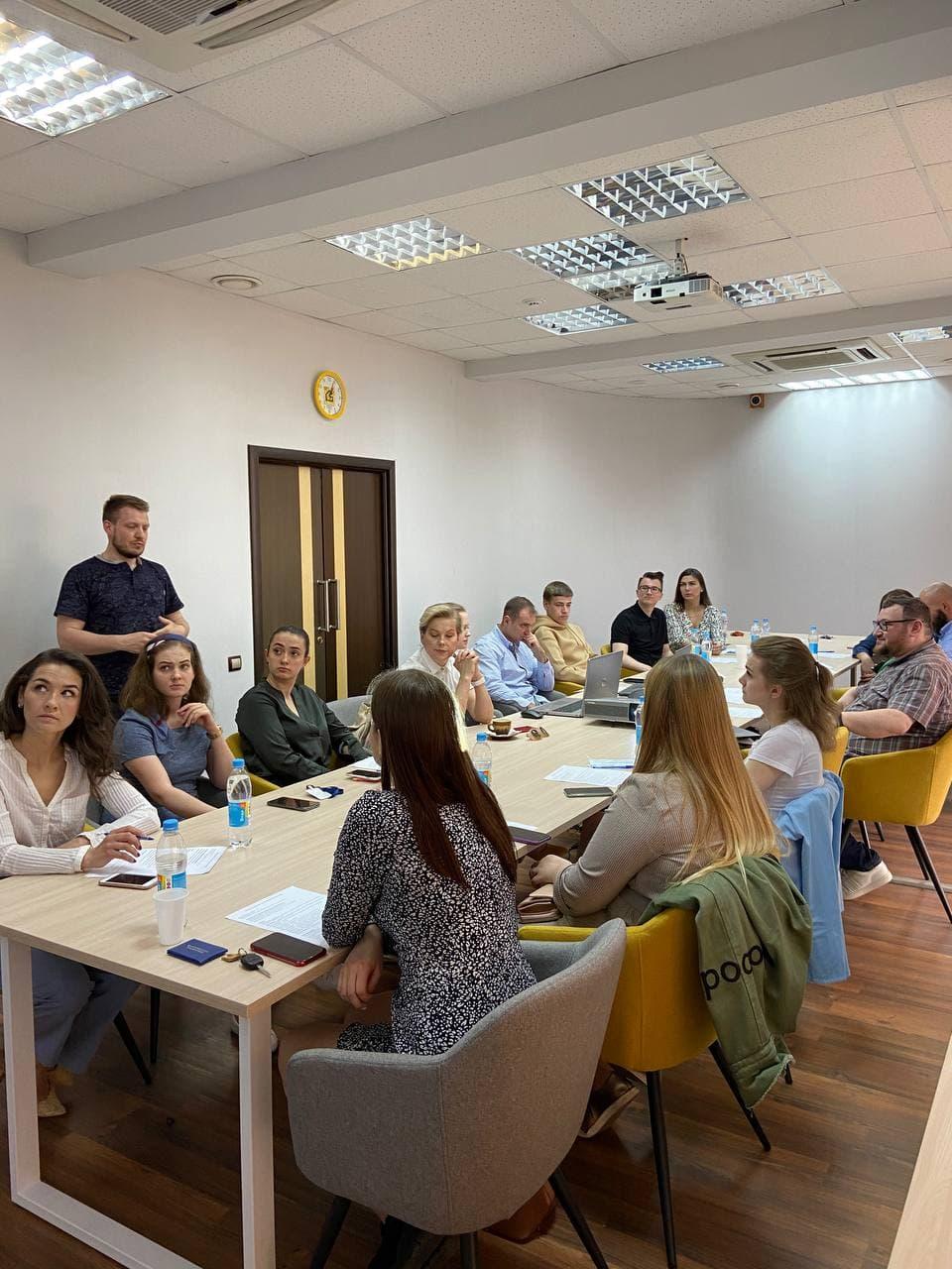 В Ярославле состоялось первое заседание Клуба блогеров