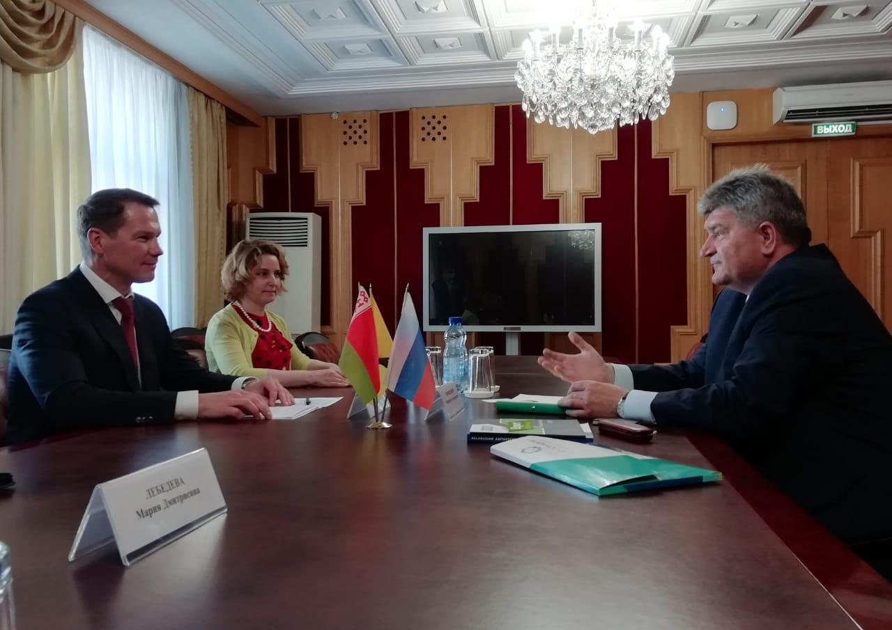 Экспорт из Ярославской области в Республику Беларусь за прошлый год достиг 126 миллионов долларов