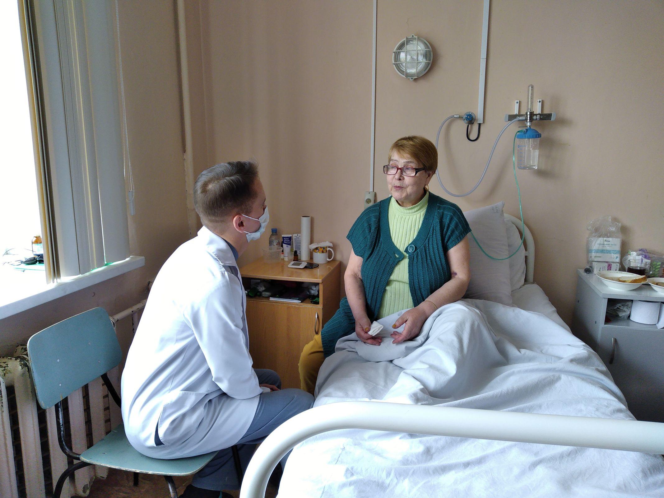 В Ярославле внедряют новые методики помощи пациентам, перенесшим коронавирус