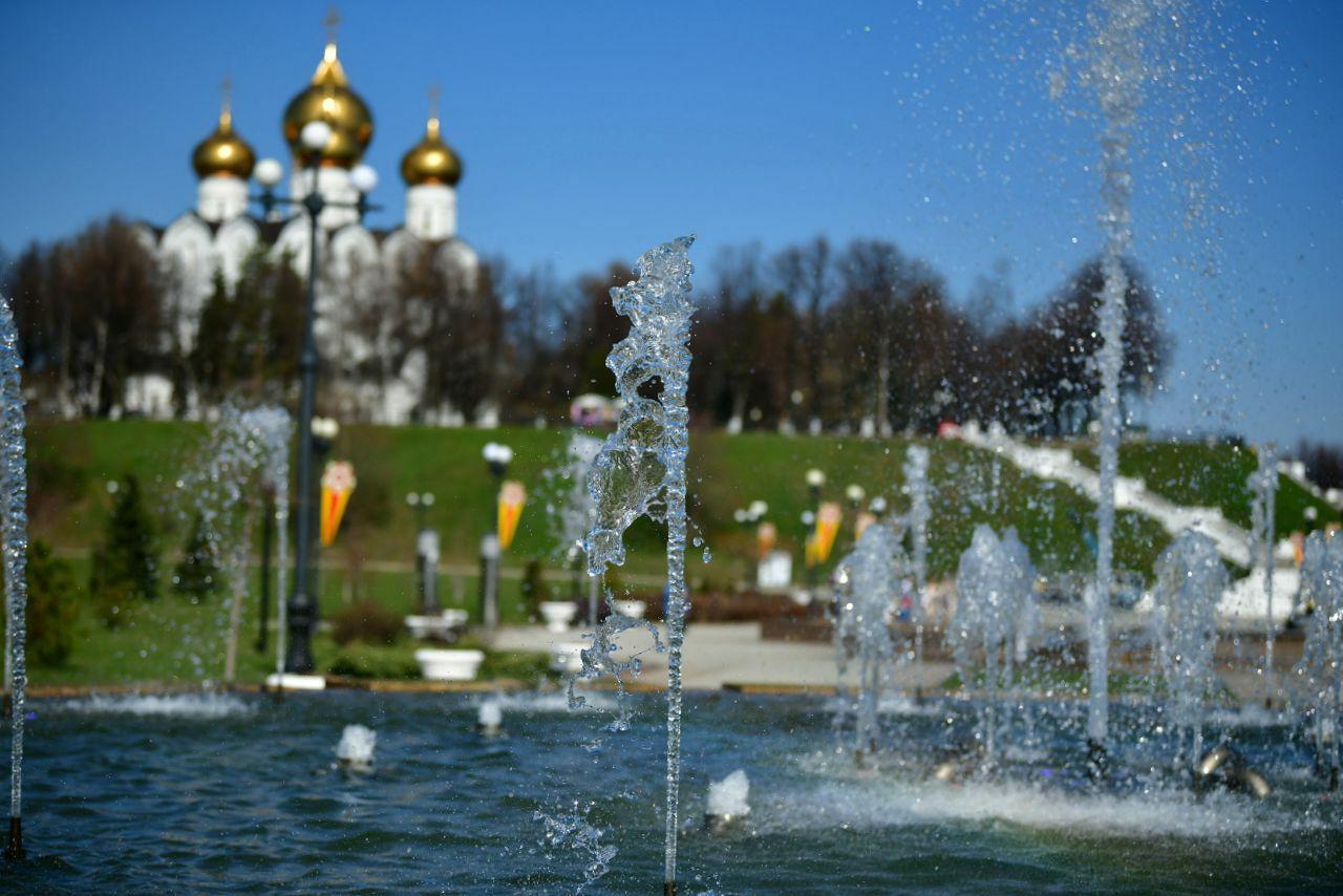Празднование Дня города в Ярославле переносят на сентябрь