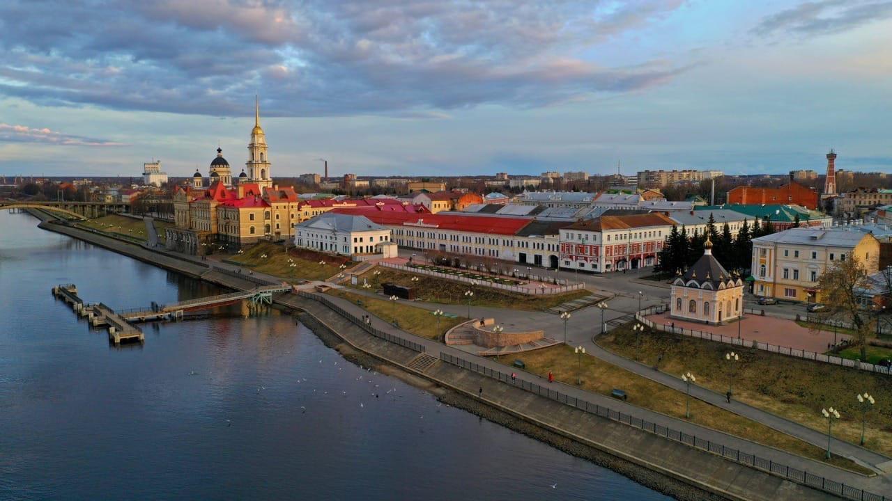 Владимир Путин одобрил присвоение Рыбинску звания Города трудовой доблести