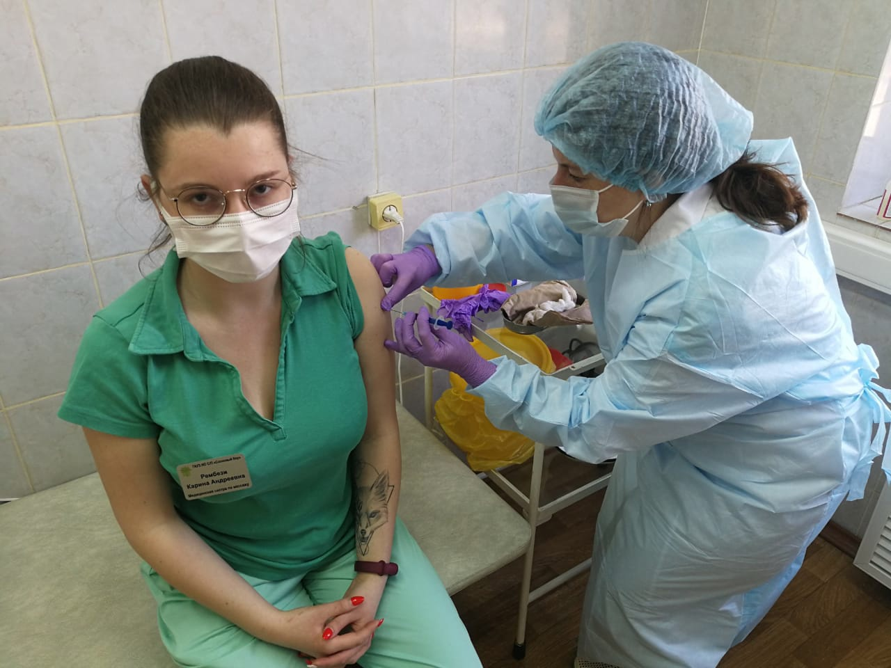 В Ярославскую область доставили третью российскую вакцину от коронавируса