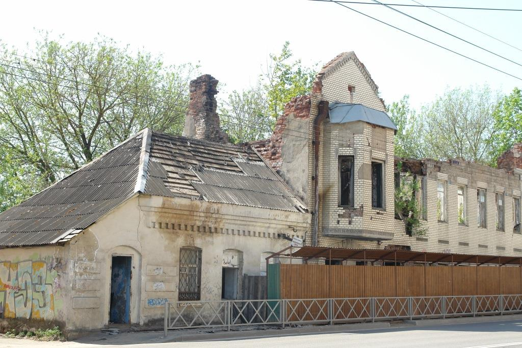 Памятник архитектуры в центре Рыбинска по решению суда будет изъят у собственника