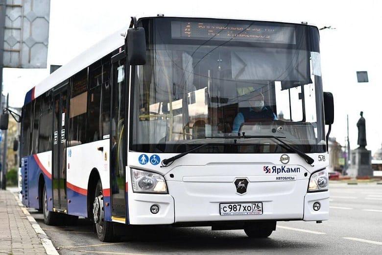 Ярославль поднялся на семь пунктов в рейтинге по качеству общественного транспорта