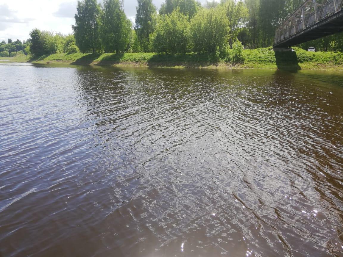 По итогам проверки факт загрязнения реки Ить не подтвердился