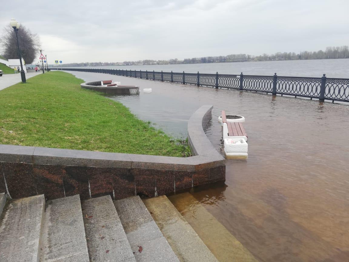 Причины майского паводка в Ярославской области обсудили в областной Думе