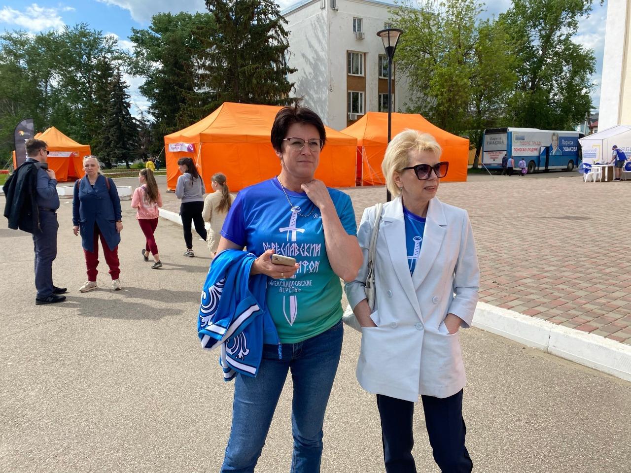 Депутат Лариса Ушакова: важно и память об истории хранить, и крышу вовремя чинить