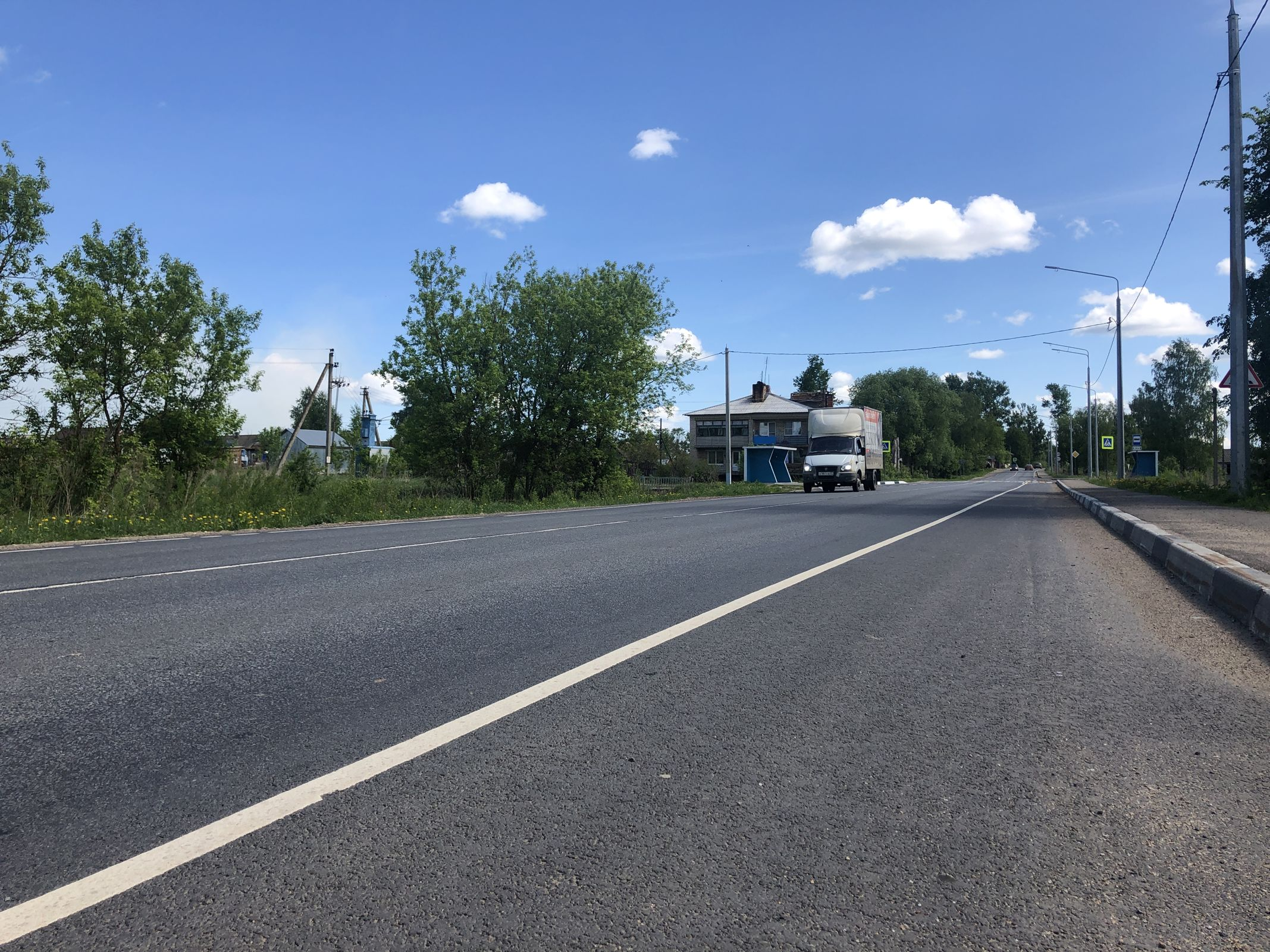 Комиссия проверила состояние гарантийных дорог в Гаврилов-Ямском районе