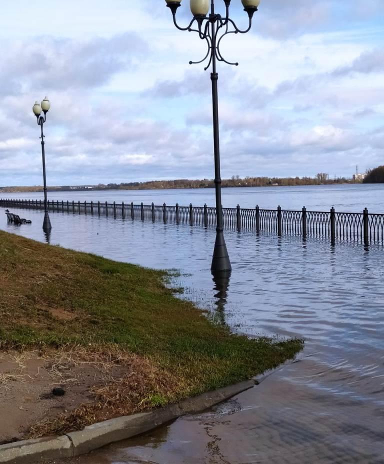 Ярославская область направила в Минприроды предложения по взаимодействию ведомств в периоды паводков