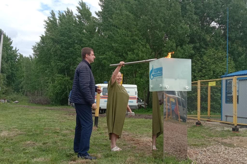 Новый газопровод в Ярославском районе обеспечит голубым топливом более 200 домовладений