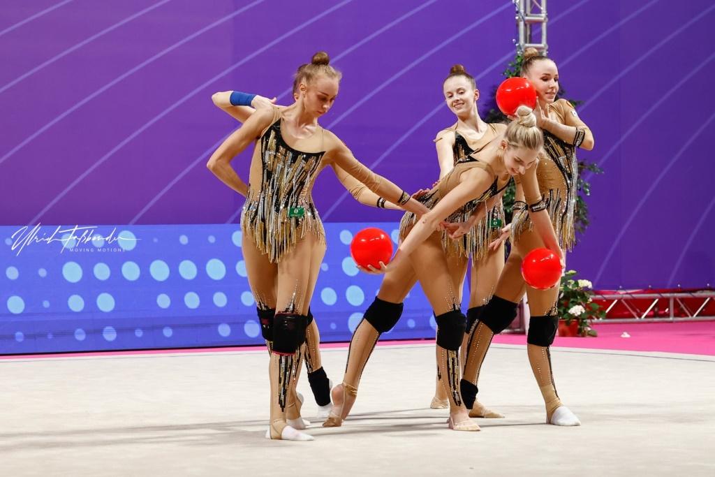 Ярославская спортсменка стала победительницей Кубка мира по художественной гимнастике