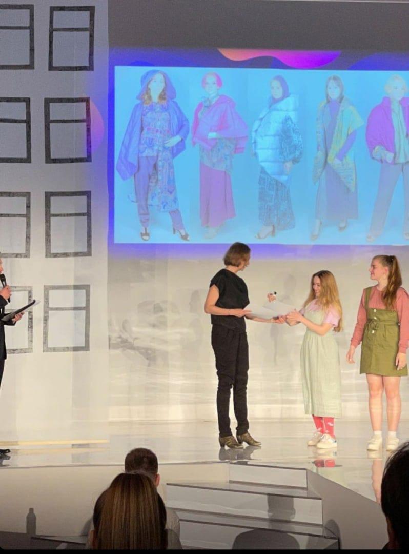 Ярославские студенты-модельеры победили в престижном конкурсе в Санкт-Петербурге