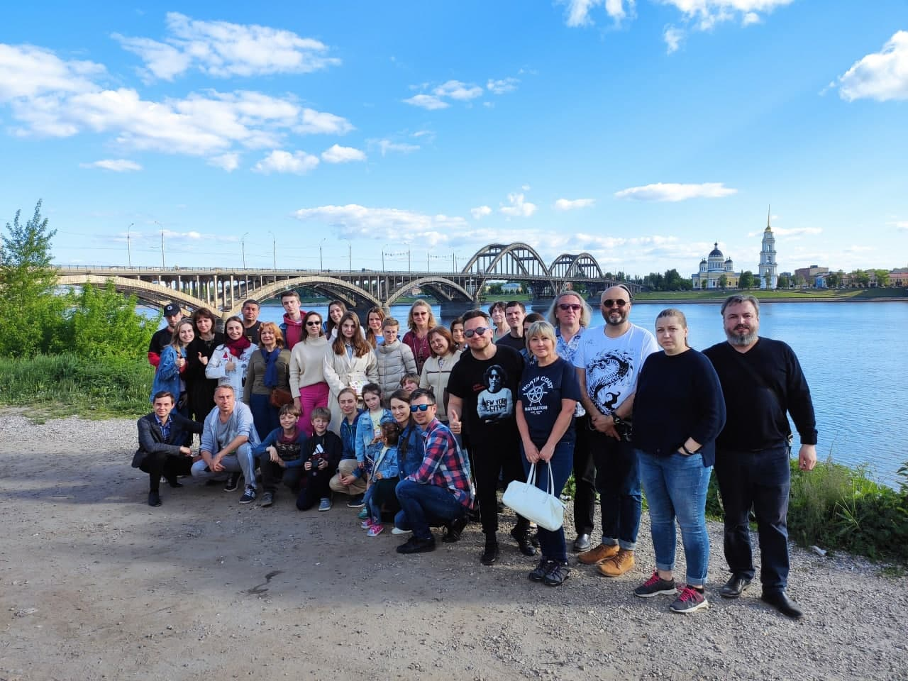 Международный кинофестиваль «Свет миру» проходит в Рыбинске