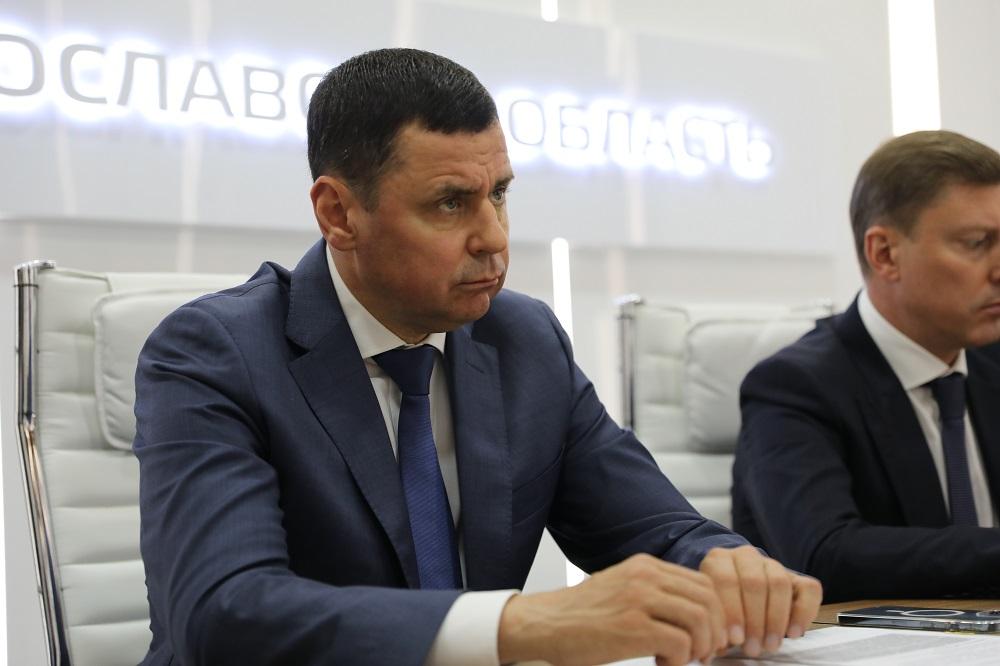 Дмитрий Миронов: «Такеда Россия» направит более 2 млрд рублей на развитие производства в Ярославле
