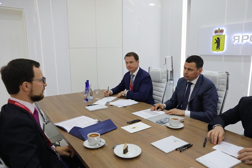 Глава региона и «ВымпелКом» договорились об обеспечении отдаленных районов скоростным мобильным интернетом